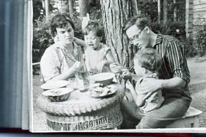 V. V. Landsbergis: palikite mano tėvą ramybėje