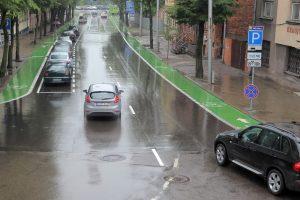 Vairuotojų Kaune laukia parkavimo pakeitimai