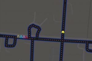"""Balandžio 1-osios proga """"Google"""" kviečia pažaisti """"Pac-Maną"""" – savo miesto gatvėse!"""