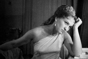 Po sunkios ligos mirė aktorė M. Dičpetrytė