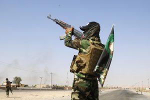 Irake minosvaidžio sviedinys rimtai sužeidė Anbaro gubernatorių