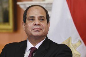 Egipto prezidentas: esame pasiruošęs bendradarbiauti, užtikrinant saugumą