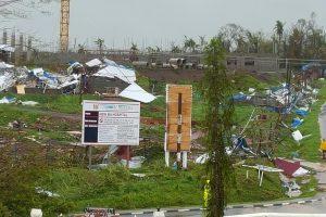 """Fidžį nusiaubusio """"smarkiausio visų laikų"""" ciklono aukų padaugėjo iki penkių"""
