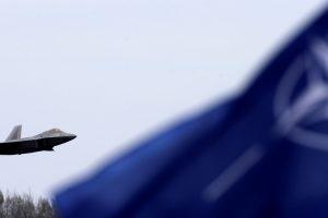 Rusija: NATO veikla primena pasirengimą intervencijai