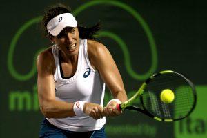 WTA serijos teniso turnyrą Turkijoje pergalėmis pradėjo juodkalnietė bei japonė