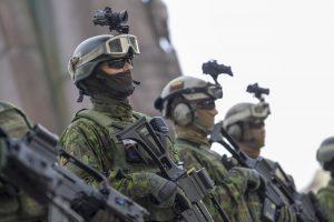 Lietuvoje rinksis gynybos ekspertai iš 60 šalių