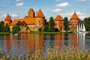 Tikimasi atnaujinti Trakų pusiasalio pilį