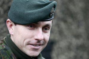 Lietuvos kariuomenėje – trys nauji pulkininkai