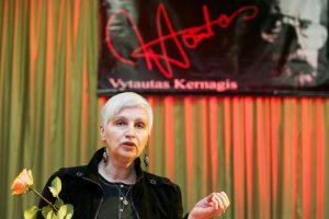 R. Oginskaitei – geriausios teatro kritikės vardas