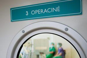 Vilniaus universitetinėje ligoninėje Lazdynuose atnaujinamos operacinės