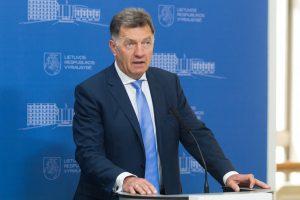 Premjeras: Marijampolės LEZ plėtrai bus skiriamas papildomas finansavimas