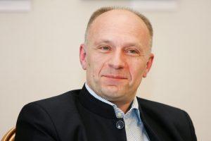 Kultūrologas A. Samalavičius apdovanotas B. Savukyno premija