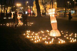Vilniuje paminėtas rudens lygiadienis