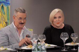 Į sceną grįžtanti Miss Sheep teisėjaus kulinarinėje laidoje