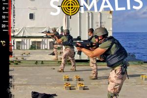 Lietuvos kario dienoraštis, padėjęs išgyventi misiją Somalyje