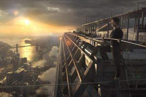 Tikroviški filmo efektai priverčia žiūrovus pajusti aukščio svaigulį