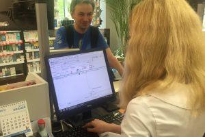 Išrašytas e.receptas vaistui, kainuojančiam daugiau nei 1500 eurų