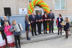 Saulėtekiuose įkurtas vaikų dienos centras