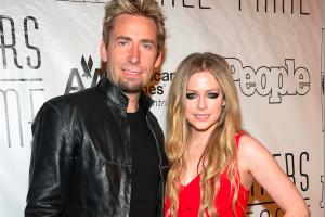 """Dainininkės A. Lavigne ir """"Nickelback"""