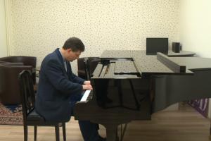 Džiazo pianistas E. Buožis: dabar galiu sugroti tai, ką noriu