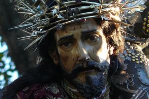 Gvatemalos prezidentas nepritarė: generolo laipsnis Jėzaus statulai suteiktas nebus