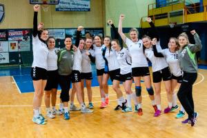 Lietuvos moterų rankinio prizininkės paaiškės savaitgalį