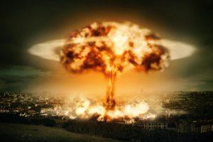 Kas nutiktų Žemei, jei kiltų branduolinis karas?