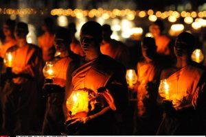 Kinijos tibetiečių regione susidegino budistų vienuolis