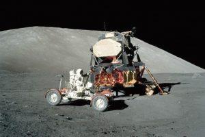 """Privati misija Mėnulyje lankys """"Apollo 17"""" nusileidimo vietą"""