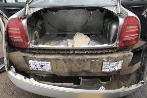 Automobilį cigarečių slėptuve pavertęs baltarusis pasieniečių nepergudravo