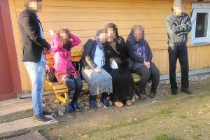 Į Lietuvą toliau veržiasi migrantai iš Afganistano