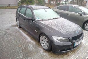 BMW automobilių vagims iš Kauno – pasieniečių kirtis