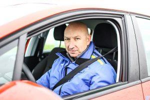 Žurnalistas: smagiausia vairuoti Kaune ir Klaipėdoje, o sostinėje – stresas