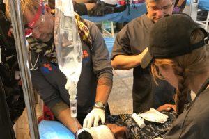 Turkijoje įvyko žemės drebėjimas, yra sužeistųjų