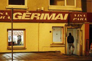 Kauno bare užsieniečių ginčas dėl politikos baigėsi muštynėmis