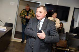 Panevėžio ligoninės direktorius nušalintas nuo pareigų