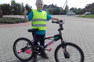Ženklino dviračius ir kitą vertingą turtą