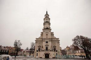 Nauja pramoga Kaune – atveriamas Rotušės bokštas