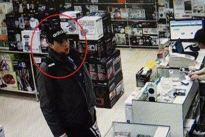 Policija ieško šio vyro (gal atpažįstate?)