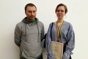 Iš jubiliejinio konkurso – su medaliais
