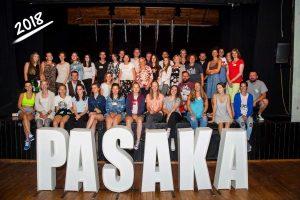 Aktorių vasara: poilsis su teatro vardu lūpose
