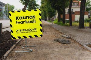 Kur Kaunas tvarkosi šią savaitę?