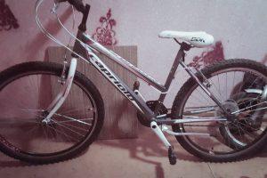 Iš daugiabučio laiptinės Kaune pavogtas dviratis – prašo pagalbos