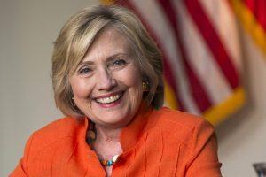 Ar H. Clinton dalyvaus JAV prezidento rinkimuose?