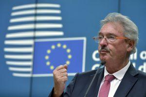 Liuksemburgo diplomatas kritikuoja Vengriją dėl pabėgėlių politikos