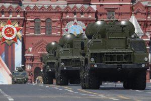 Rusija apie raketų sistemos pardavimą Turkijai: šis klausimas beveik pribrendęs