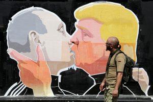 Rusijos politikai džiūgauja dėl D. Trumpo inauguracijos