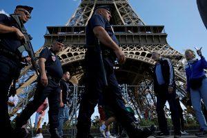 Prancūzijoje sulaikyti trys galimai atakas planavę asmenys