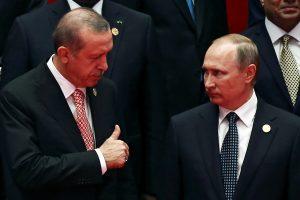 V. Putinas vyksta į Turkiją tartis dėl energetikos projektų