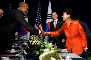B. Obama: Amerikos įsipareigojimai Azijoje yra ilgalaikiai
